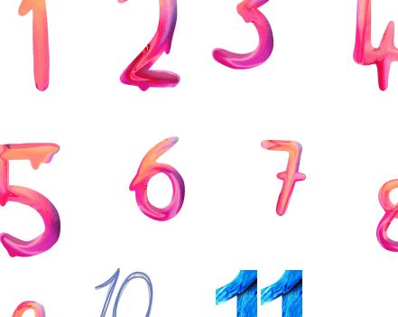 ukázka ze souboru počítej do patnácti - čísla