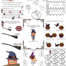 hrátky, čarodějnice, Rozárka, čarovat, hrát si, hra, hry, vyhrát, obrázek, obrázky
