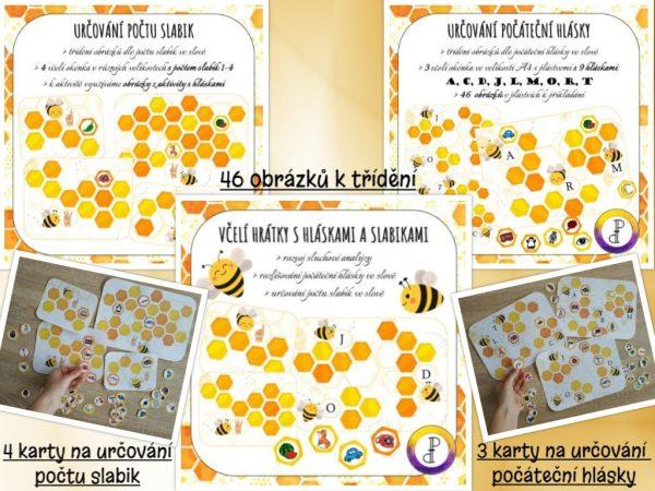 včelí, hrátky, hláskami, slabikami, včela, včelka, včelička, hmyz, hra, hry, hrát si, hláska, hlásky, slabika, slabiky