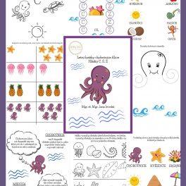 Letní, hrátky, chobotnice, Alice, hlásky, C, S, Z